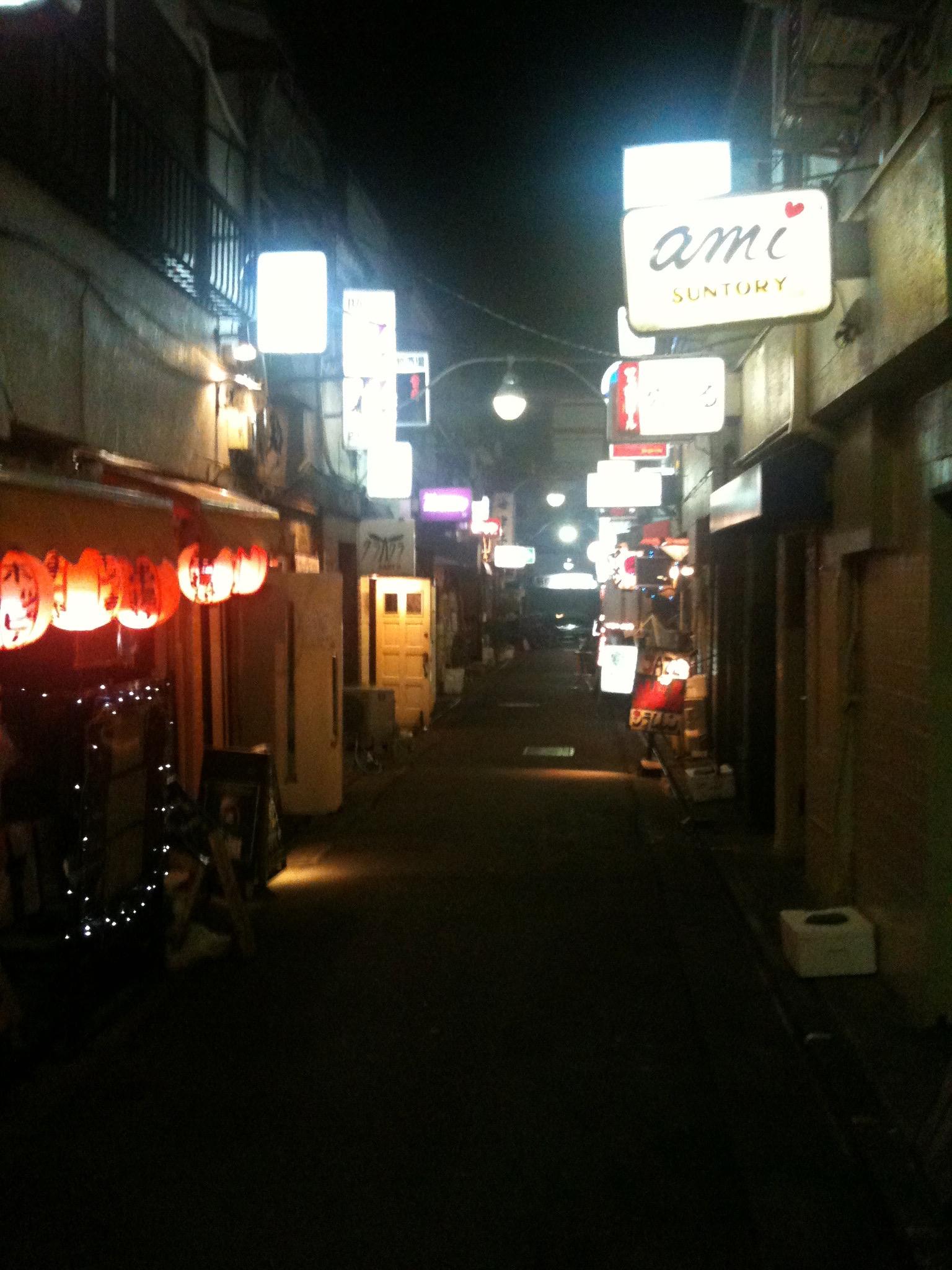 Golden Gai Shinjuku Tokyo