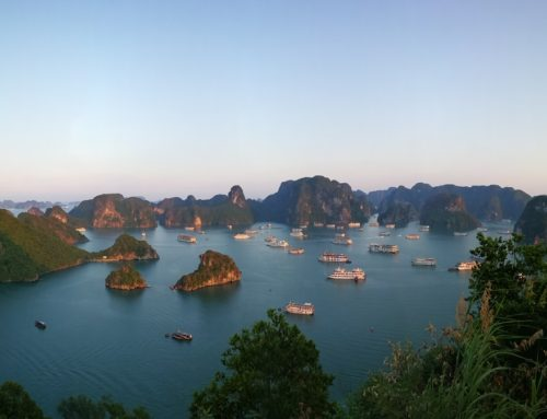 The First Time I Almost Died-Ha Long Bay, Vietnam