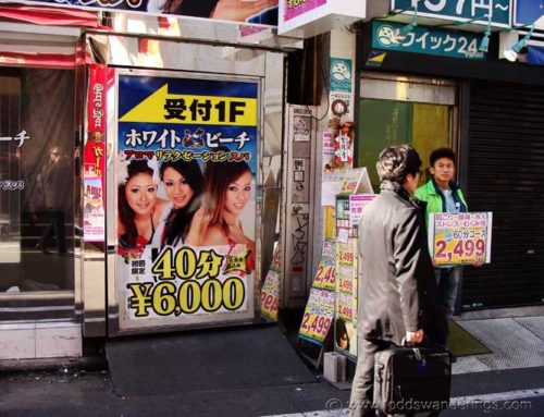 A Guide to Tokyo's Red Light District Kabukicho